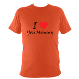 I love You Mommy Children's T-Shirt