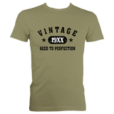 Vintage Aged to Perfection T-shirt