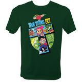 Teen Titans Children's sports t-shirt