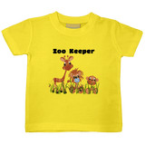 Zoo Keeper Baby/ Toddler T-Shirt