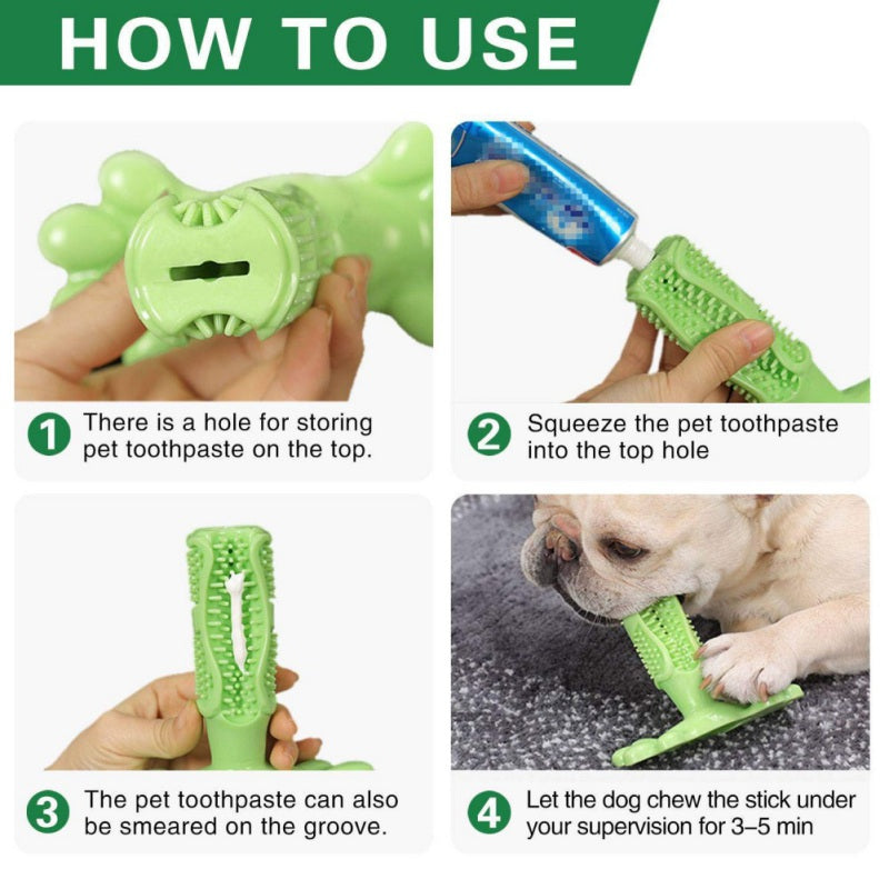 Dog Teeth Cleaning Stick