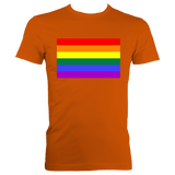 Rainbow Flag Men's T-Shirt
