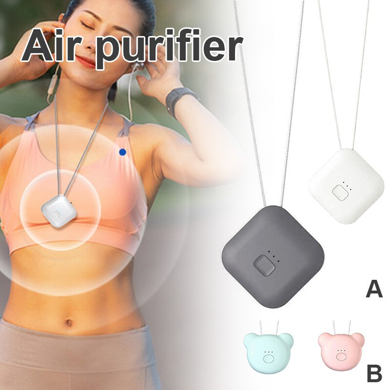 Air Sanitizer Necklace