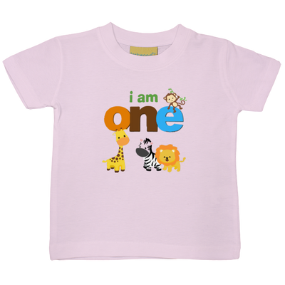 I am One Baby/ Toddler T-Shirt
