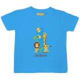 1st Birthday Jungle Baby / toddler t-shirt