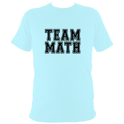 Team Math Unisex T-Shirt