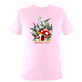 Mushrooms House Children's T-Shirt
