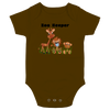 Zoo Keeper Baby Bodysuit