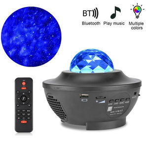 Starry Sky Galaxy Projector - Christmas Gift
