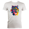 Art Wolf Men's Heavyweight T-Shirt