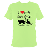 I love my Cats T-Shirt