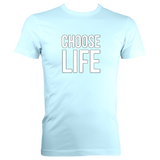 Choose Life Men's Heavyweight T-shirt