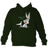 What's Up DOC? Bugs Bunny Hoodie