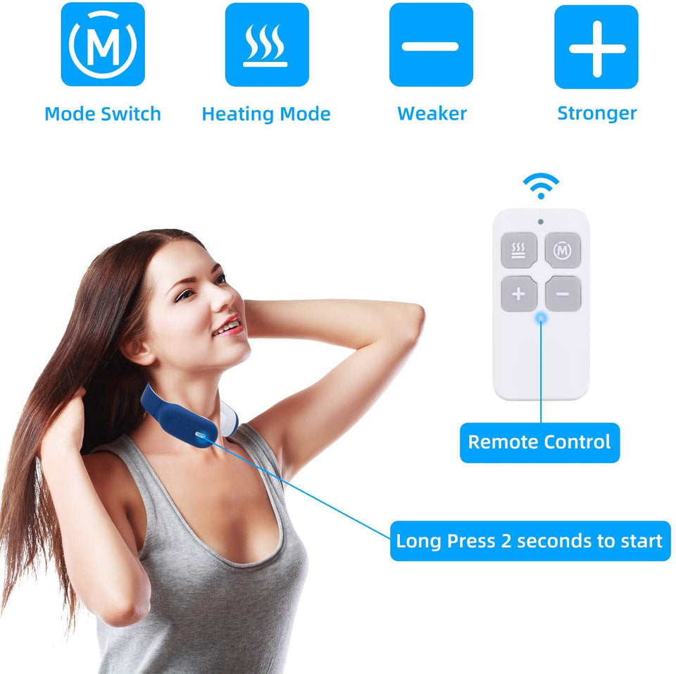 4D Neck Massager