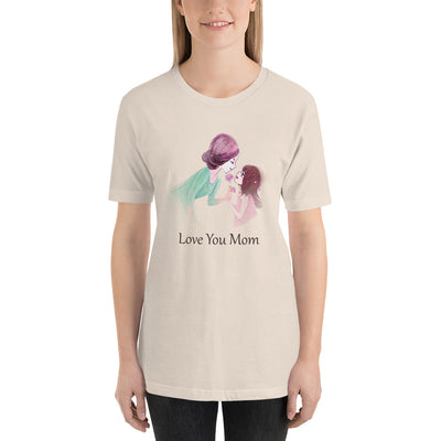 Love You Mom mothers day T-shirt