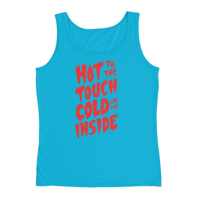 Hot To The Touch Ladies' Tank