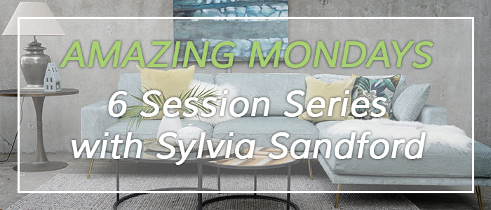 Amazing Mondays: 6 Session Series with Sylvia Sandford
