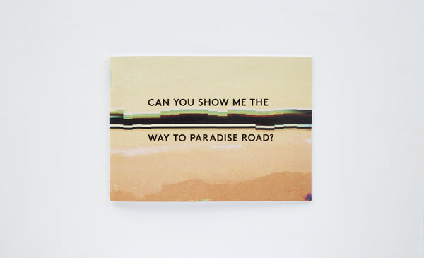 Jan-Ole Schiemann: Can You Show Me The Way To Paradise Road?