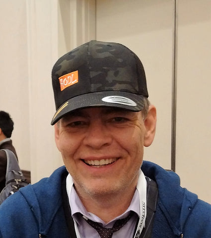 @maxkeiser at toronto Blockchain event