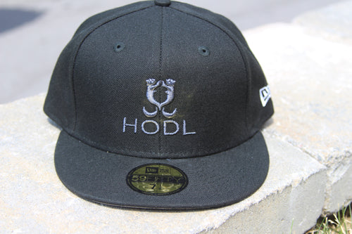 Hodl Series NEW ERA 59Fifty fitted Cap