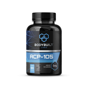 SARMs ACP-105 by Bodybuilt Labs | 5mg | 90 Capsules | SARMs Store