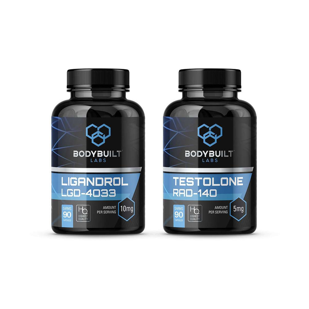Bodybuilt Labs Beginner Muscle Stack