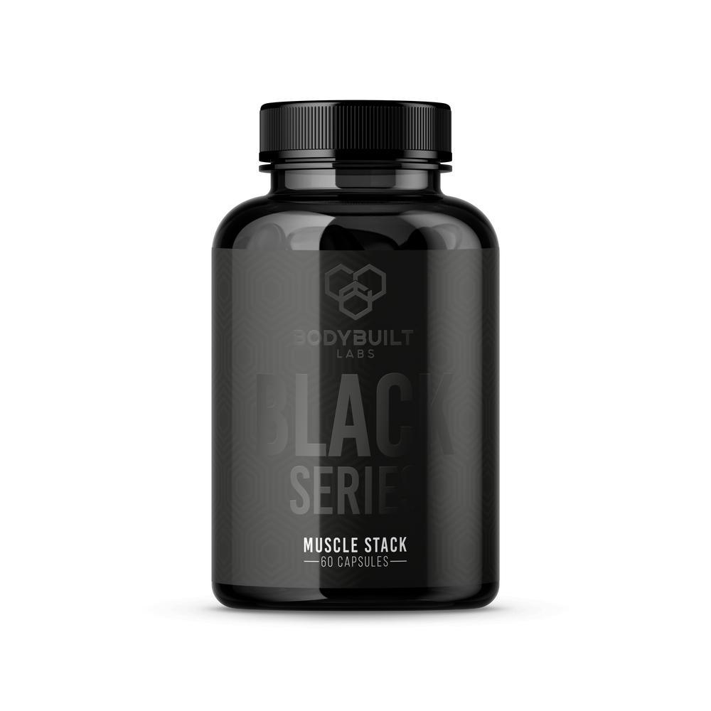 Bodybuilt Labs Black Series 60 Capsules