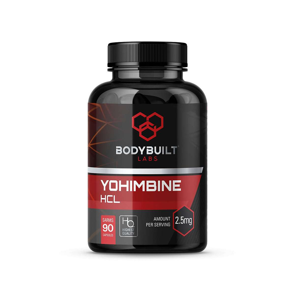 Yohimbine HCL Bodybuilt Labs fat burner