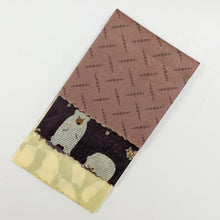 Load image into Gallery viewer, Bear-y Wine Beeswax Wrap 3 Pack - Small Medium Large