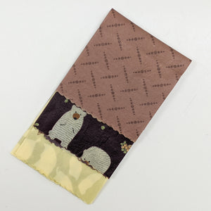 Bear-y Wine Beeswax Wrap 3 Pack - Small Medium Large