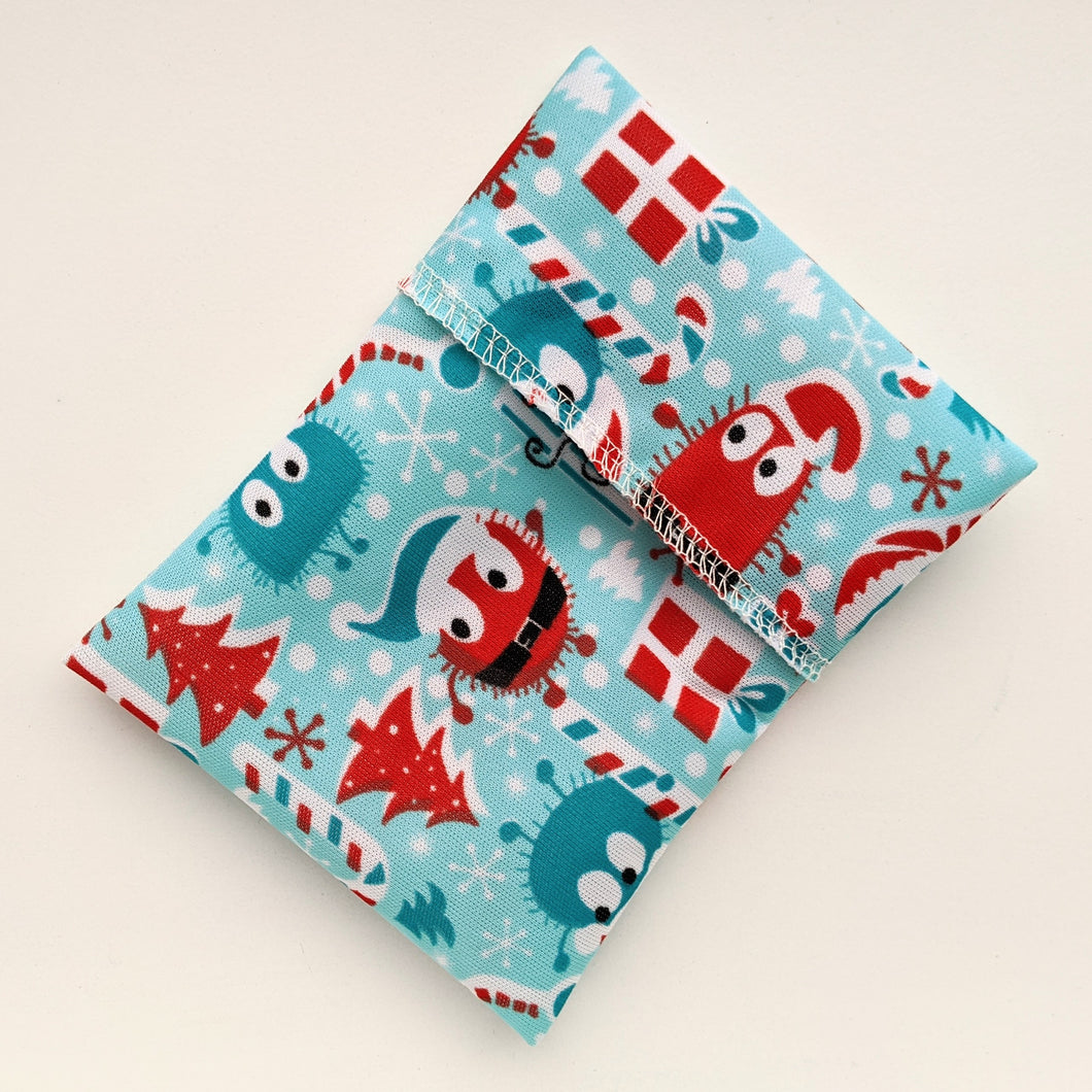Reusable Waterproof Pad Wrapper