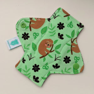 Sloth Jungle Panty Liner
