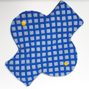 Diamond Badge Regular Pad