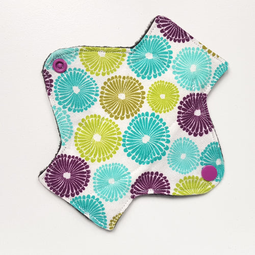 Bursting Blooms Panty Liner