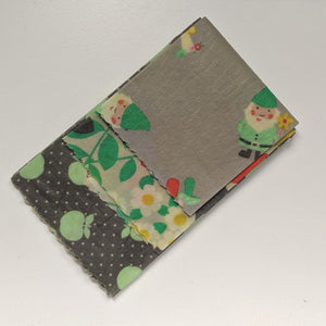 Gnome'a Your Beeswax Wrap 3 Pack - Grey - Small Medium Large