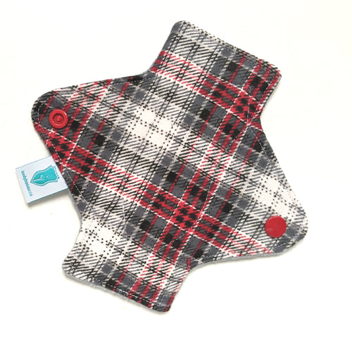 Scantily Plaid Panty Liner