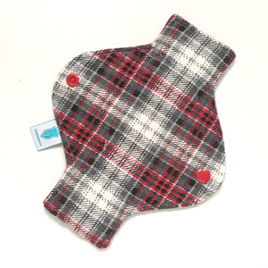 Scantily Plaid Long Panty Liner