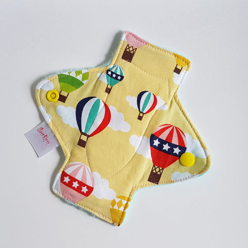 Hot Air Balloons Panty Liner