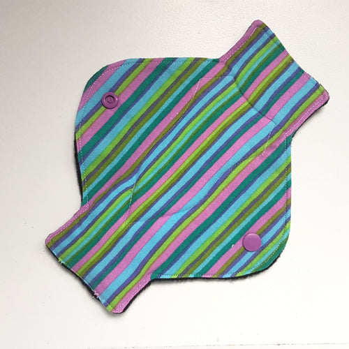 Blue Stripes Petite Regular Pad