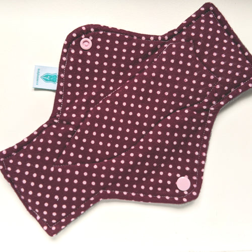 Polka Dot Princess Regular Pad *NEW Shape*