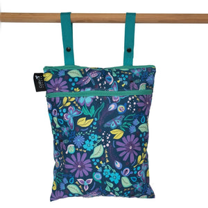 Spring Large Double Duty Wet Bag