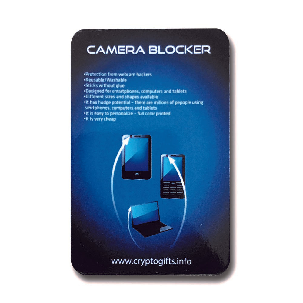 KAMERA BLOCKER - Cryptogifts
