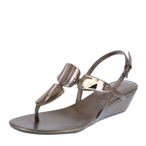 c360a53f5d7170 Women s Mork Mirrored Wedge Sandal. Montego Bay Club