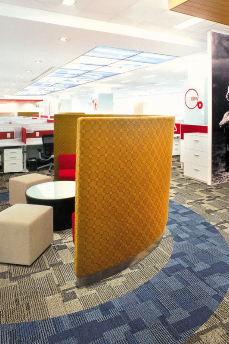 Carpet Tile Designs for Offices