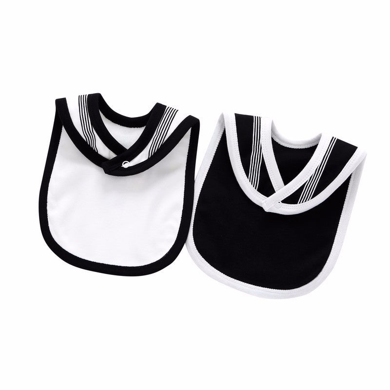 Professional Cute Toddler Soft Bowtie Cotton Kids Burp Cloths Baby Bibs Feeding Saliva Towel