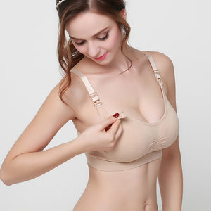 ZTOV Feeding bra Pregnant Women Underwear Maternity Nusing bras For Pregnancy Nursing Clothing Breastfeeding bra Postpartum Bra