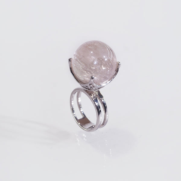A-Grade Kunzite Ball - Gaea | Crystal Jewelry & Gemstones (Manila, Philippines)