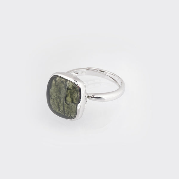 Moldavite Freeform (A) - Gaea | Crystal Jewelry & Gemstones (Manila, Philippines)