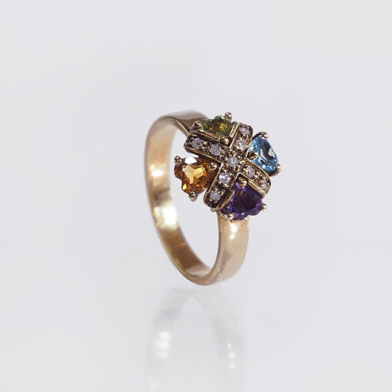 Blue Topaz, Citrine, Peridot, Amethyst - Gaea | Crystal Jewelry & Gemstones (Manila, Philippines)