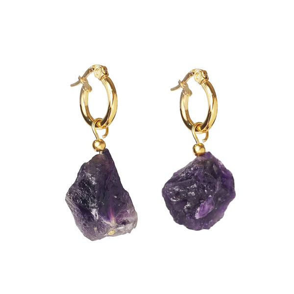 Raw Amethyst - Gaea | Crystal Jewelry & Gemstones (Manila, Philippines)